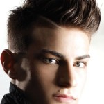 latest hairstyles for boys in short hair