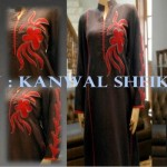 Kanwal Sheikh New Summer Formal Outfits 2013 For Women 002