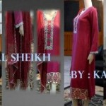 Kanwal Sheikh New Summer Formal Outfits 2013 For Women 006