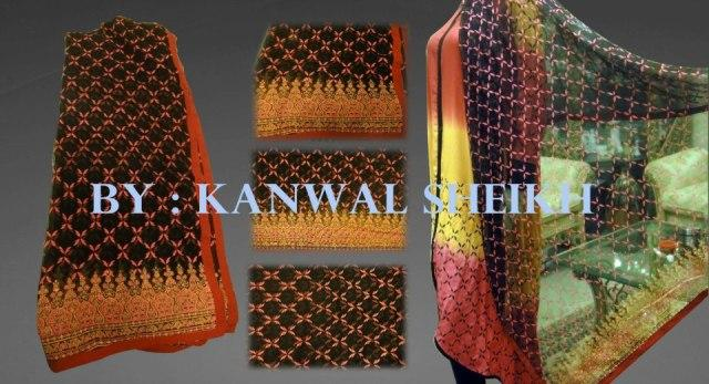 Kanwal Sheikh New Summer Formal Outfits 2013 For Women 007