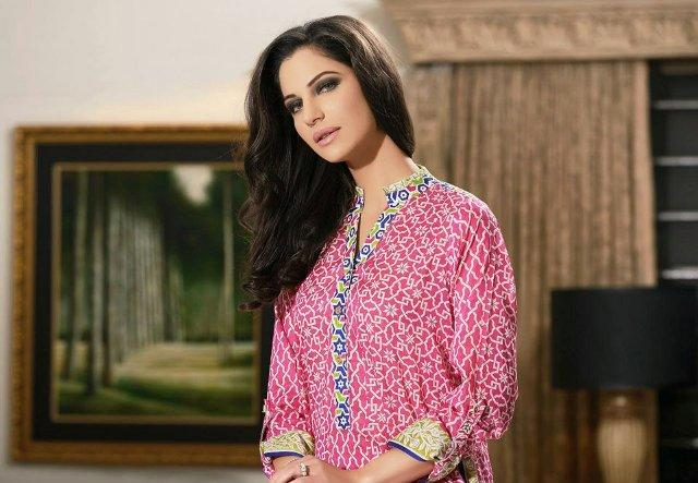 Khaadi Latest Summer Lawn Prints 2013 For Women 01