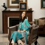 Khaadi Latest Summer Lawn Prints 2013 For Women 05