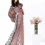 Khaadi Lawn prints 2013 Floral Collection for women 03