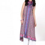 Khaadi Lawn prints 2013 Floral Collection for women 08
