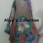 Latest Aliya's Dresses Collection 2013 001