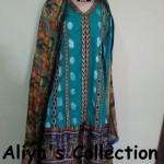 Latest Aliya's Dresses Collection 2013 0010