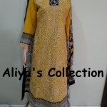 Latest Aliya's Dresses Collection 2013 0012