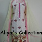 Latest Aliya's Dresses Collection 2013 0013
