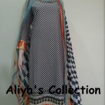 Latest Aliya's Dresses Collection 2013 0015