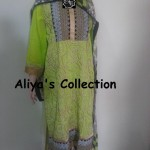Latest Aliya's Dresses Collection 2013 004