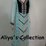 Latest Aliya's Dresses Collection 2013 008