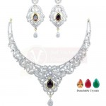 Latest Baridal Jewellry Sets Collection 2013 003