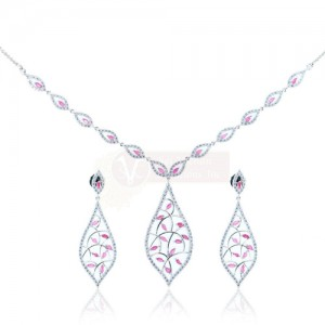 Latest Baridal Jewellry Sets Collection 2013 005