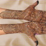 Latest Beautiful Hand Mehndi Designs 2013-2014 For Bridal (3)