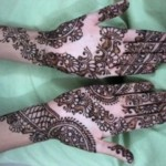 Latest Beautiful Hand Mehndi Designs 2013-2014 For Bridal (5)