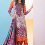Latest Kashish Lawn Prints 2013 Volume-2 By Al Hamra Textile 0013