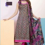 Latest Kashish Lawn Prints 2013 Volume-2 By Al Hamra Textile 006