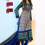 Latest Kashish Lawn Prints 2013 Volume-2 By Al Hamra Textile 007