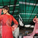 Latest LALA Dresses Collection 2013 003