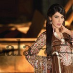Latest LALA Dresses Collection 2013 004
