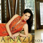 Latest Pakistan Dresses Collection 2013 By Sobia Nazir 0011