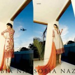 Latest Pakistan Dresses Collection 2013 By Sobia Nazir 007