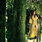 Latest Spring Summer Lawn Dresses Collection 2013 By Mahnoush 004