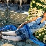 Latest Spring Summer Lawn Dresses Collection 2013 By Mahnoush 005