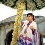 Latest Spring Summer Lawn Dresses Collection 2013 By Mahnoush 006