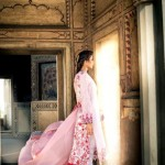 Latest Spring Summer Lawn Dresses Collection 2013 By Mahnoush 009