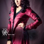 Latest Summer Collection 2013 For Ladies By Black and White Couture (2)