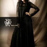 Latest Summer Collection 2013 For Ladies By Black and White Couture (5)