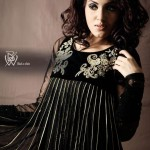 Latest Summer Collection 2013 For Ladies By Black and White Couture (6)