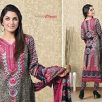 Latest Women Wear Rashid Summer Classic Lawn Collection 2013-14