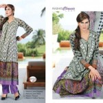Latest Women Wear Rashid Summer Classic Lawn Collection 2013-14 (4)