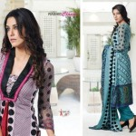 Latest Women Wear Rashid Summer Classic Lawn Collection 2013-14 (5)