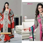 Latest Women Wear Rashid Summer Classic Lawn Collection 2013-14 (7)