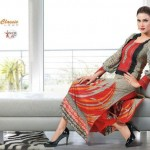 Latest Women Wear Rashid Summer Classic Lawn Collection 2013-14 (8)