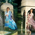 Mahnoush Spring Summer Lawn 2013 Collection for women 0012