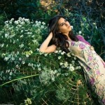 Mahnoush Spring Summer Lawn 2013 Collection for women 0013
