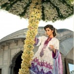 Mahnoush Spring Summer Lawn 2013 Collection for women 0014