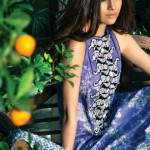 Mahnoush Spring Summer Lawn 2013 Collection for women 003