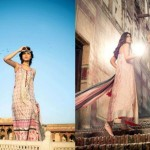 Mahnoush Spring Summer Lawn 2013 Collection for women 004