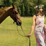 Mahnoush Spring Summer Lawn 2013 Collection for women 006