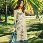 Mahnoush Spring Summer Lawn 2013 Collection for women 007
