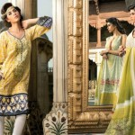 Mahnoush Spring Summer Lawn 2013 Collection for women 009