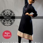 Mosaic By Sundus Latest Formal Wear collection 2013 for women 003