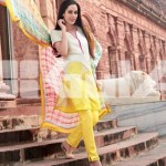 Original Lawn Collection 2013 by Gul Ahmed for Summer 008