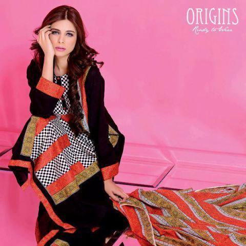 Origns Ready To Wear Spring Lawn Dresses 2013 For Women 004