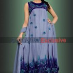 Party Wear Summer Dress Collection 2013 For Women By Rubashka Fashion (2)